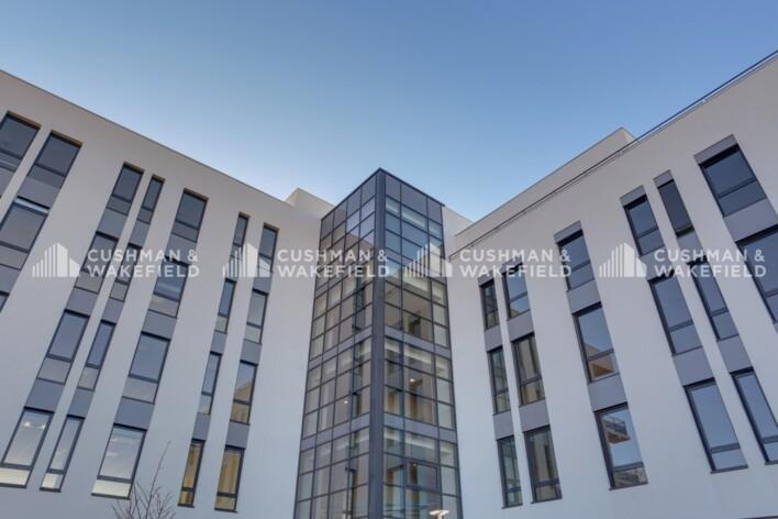 Location bureaux Marseille 14 Cushman & Wakefield