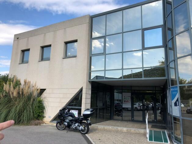 Location bureaux Gémenos Cushman & Wakefield