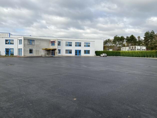 Location bureaux Ris-Orangis Cushman & Wakefield