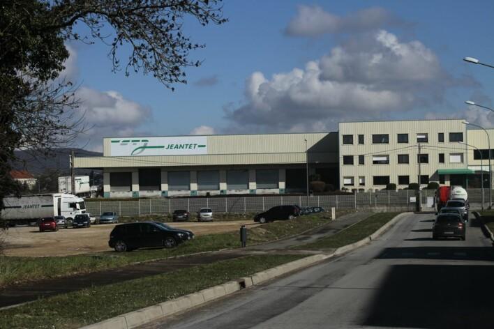 Vente entrepôts / logistique Besançon Cushman & Wakefield