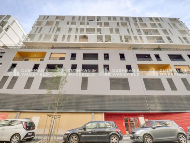 Achat bureaux Marseille 10 Cushman & Wakefield