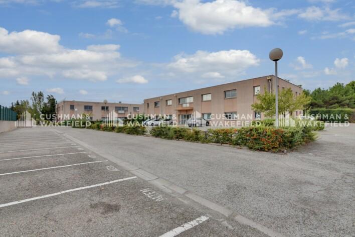 Location bureaux Vitrolles Cushman & Wakefield