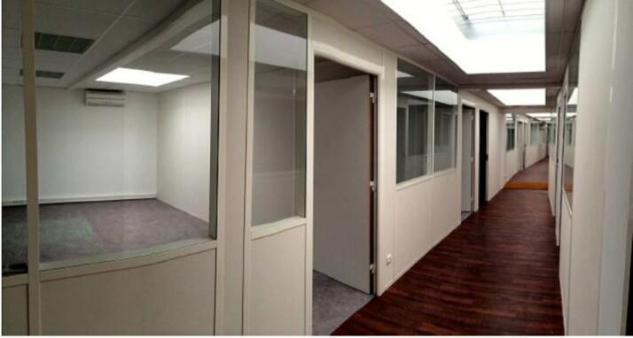 Location bureaux Talence Cushman & Wakefield