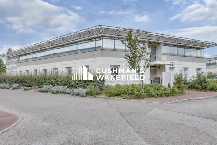 Location bureaux Bron Cushman & Wakefield