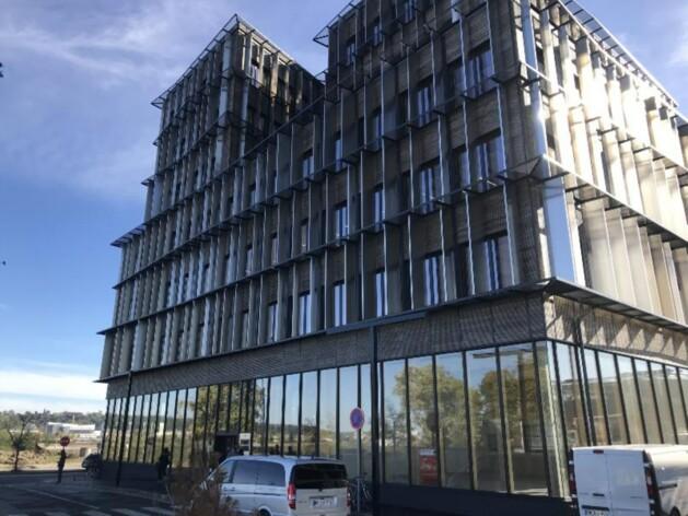 Location bureaux Bordeaux Cushman & Wakefield
