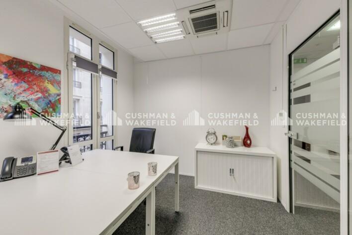 Location bureau privatif Paris 10 Cushman & Wakefield