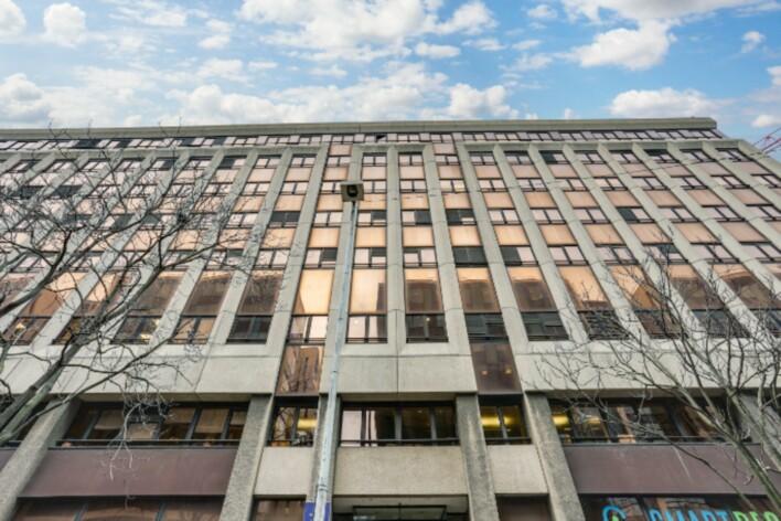 Location bureaux Nanterre Cushman & Wakefield