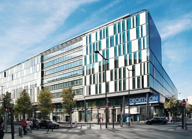 Location bureaux Paris 13 Cushman & Wakefield
