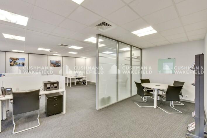 Location bureau privé Paris 15 Cushman & Wakefield