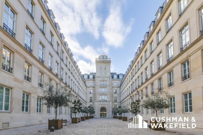 Location bureaux Paris 7 Cushman & Wakefield