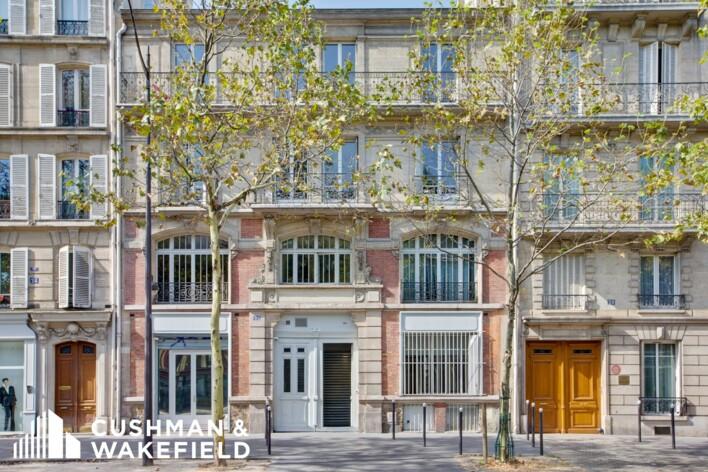 Location bureaux Paris 12 Cushman & Wakefield