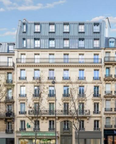 Location bureaux Paris 17 Cushman & Wakefield