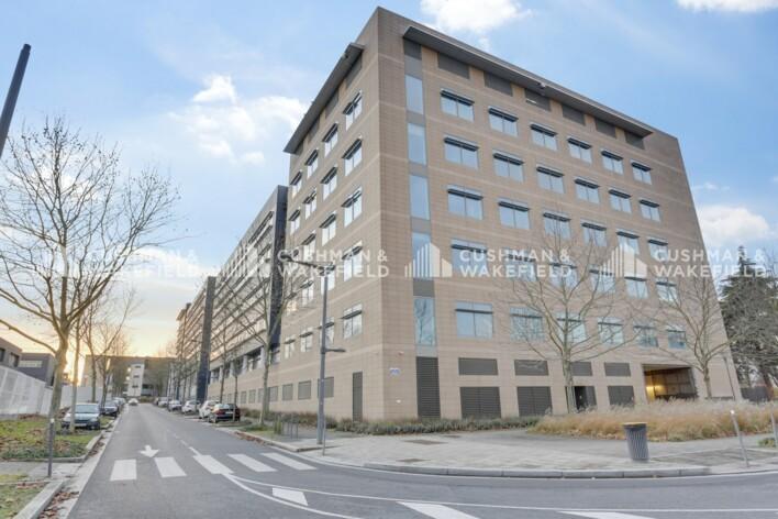 Location bureaux Massy Cushman & Wakefield
