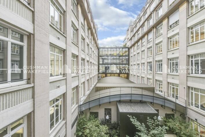 Location bureau privé Paris 12 Cushman & Wakefield