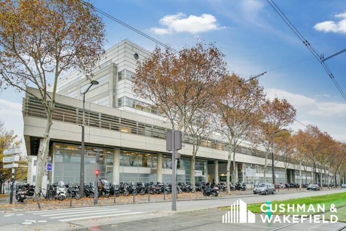Location bureaux Paris 15 Cushman & Wakefield