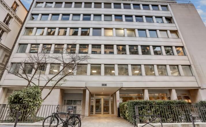 Location bureaux Paris 16 Cushman & Wakefield