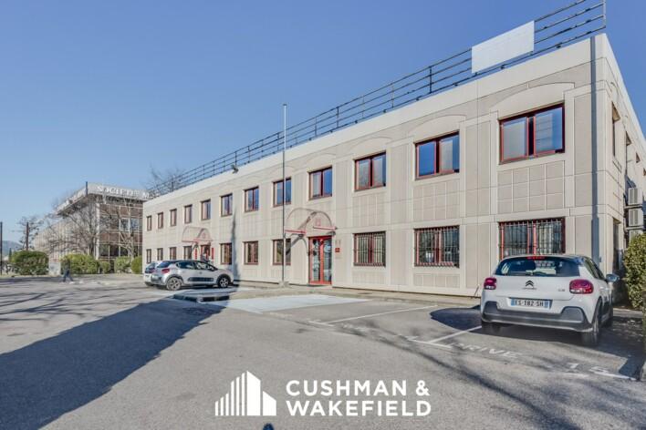 Achat bureaux Aubagne Cushman & Wakefield
