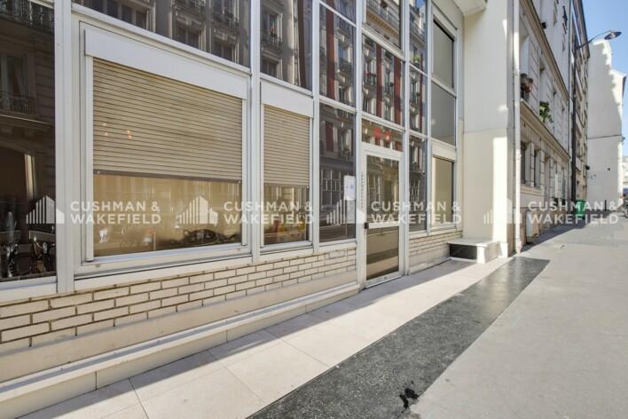 Location bureau privé Paris 5 Cushman & Wakefield