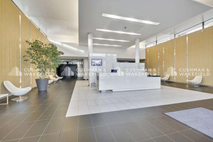 Location bureau privatif La Garenne-Colombes Cushman & Wakefield