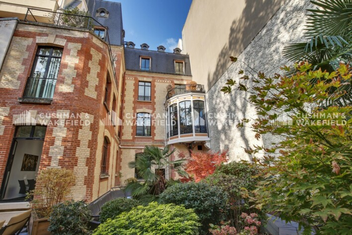 Location bureau privatif Paris 16 Cushman & Wakefield