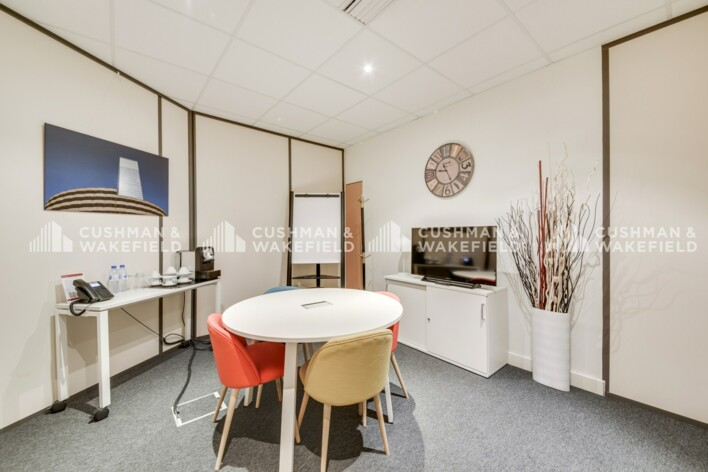 Location bureau privatif Lyon 3 Cushman & Wakefield