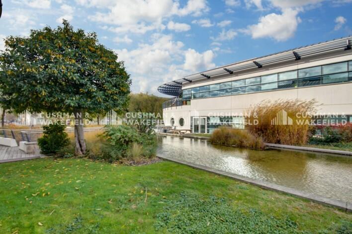 Location bureau privatif Lyon 9 Cushman & Wakefield