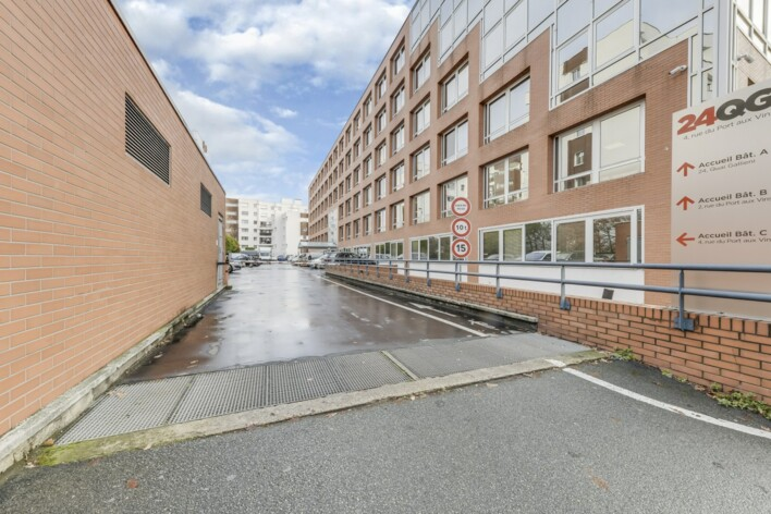 Location bureaux Suresnes Cushman & Wakefield