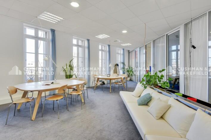Location bureau privatif Marseille 2 Cushman & Wakefield