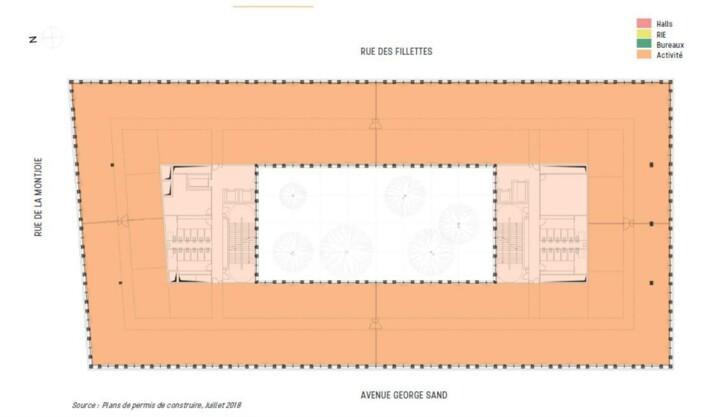 Location bureaux Saint-Denis Cushman & Wakefield
