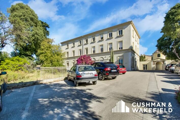 Vente bureaux Ollioules Cushman & Wakefield