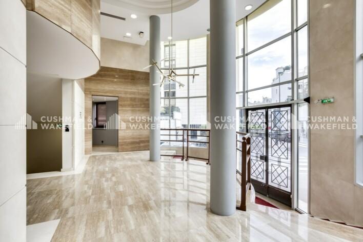 Location bureaux Neuilly-sur-Seine Cushman & Wakefield