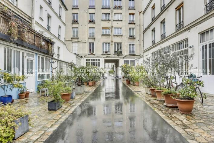 Location bureau privatif Paris 11 Cushman & Wakefield