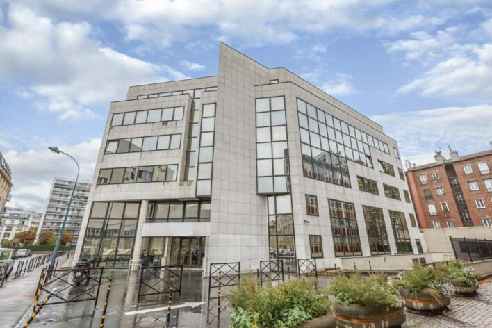 Location bureaux Clichy Cushman & Wakefield