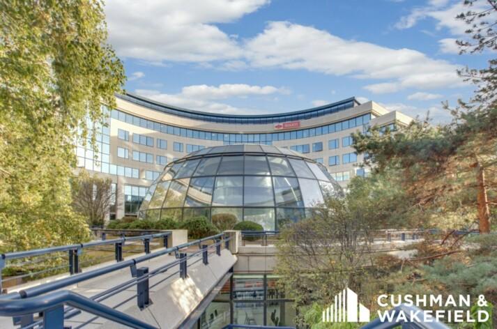 Location bureaux Issy-les-Moulineaux Cushman & Wakefield