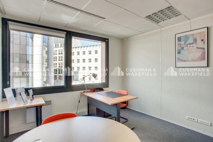 Location bureau privé Lille Cushman & Wakefield