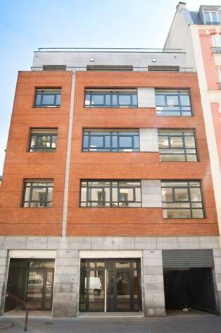 Location bureaux Paris 18 Cushman & Wakefield