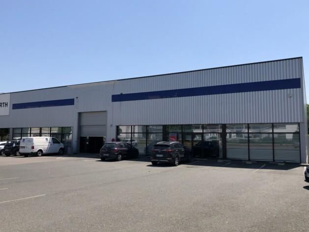 Location commerce Chalon Sur Saone Cushman & Wakefield