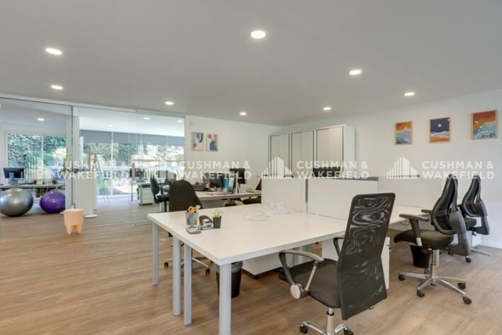 Achat bureaux Cachan Cushman & Wakefield