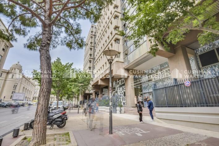 Achat bureaux Marseille 1 Cushman & Wakefield