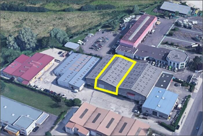 Achat entrepôts / activité Dijon Cushman & Wakefield