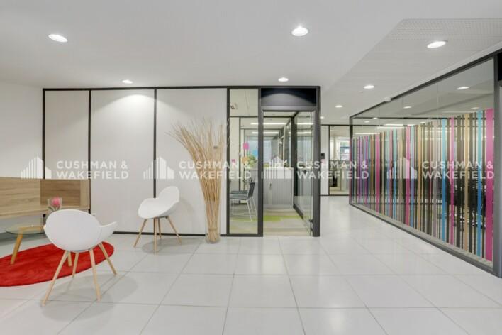 Vente ou Location bureaux Aubagne Cushman & Wakefield