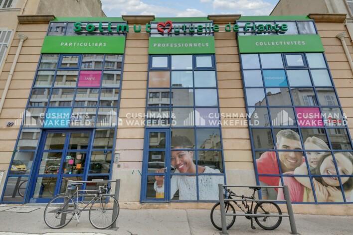 Achat bureaux Marseille 5 Cushman & Wakefield
