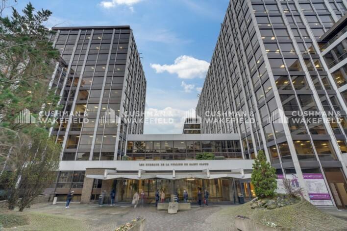 Location bureaux Saint-Cloud Cushman & Wakefield