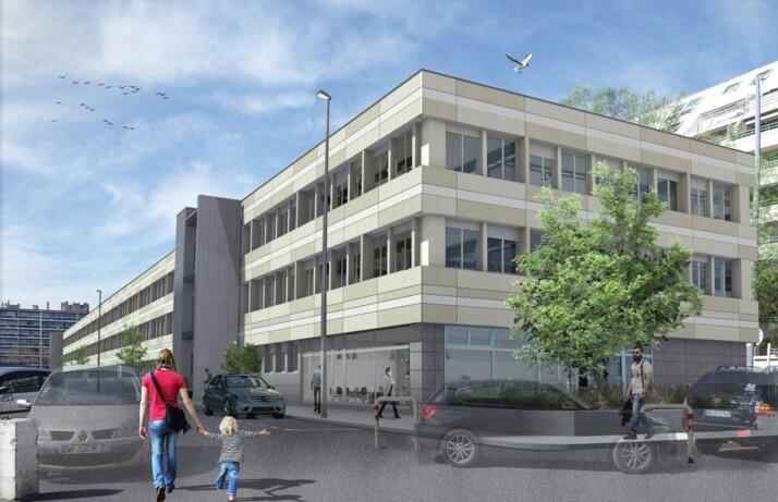 Vente bureaux Marseille 8 Cushman & Wakefield