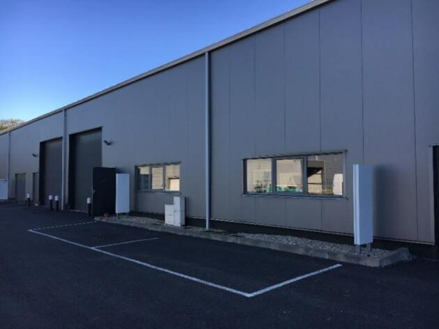 Location entrepôts / logistique Yvrac Cushman & Wakefield