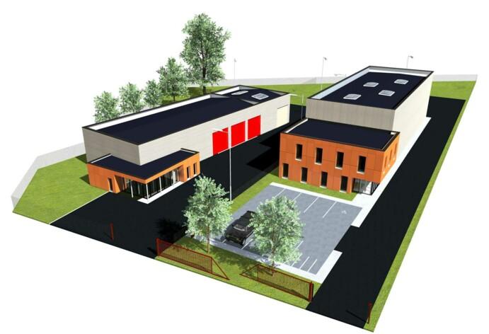 Location entrepôts / activité La Mézière Cushman & Wakefield