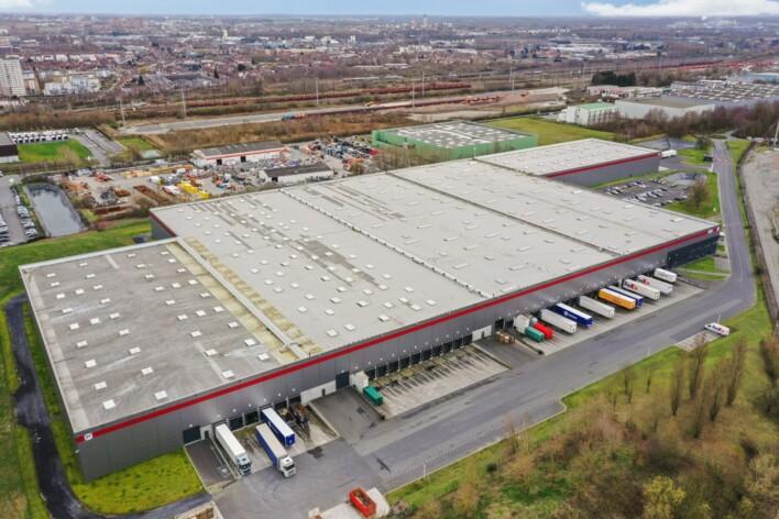 Location entrepôts / activité Lille Cushman & Wakefield