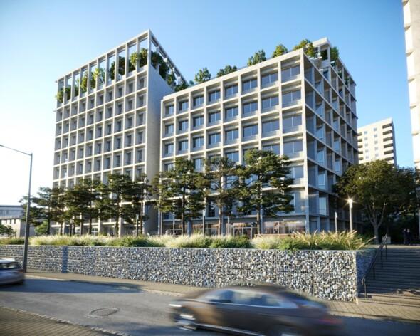 Achat ou Location bureaux Marseille 15 Cushman & Wakefield