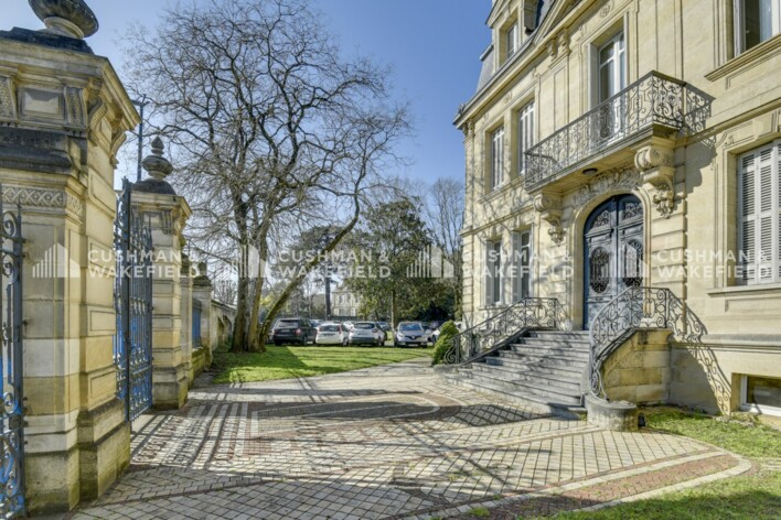 Location bureau privatif Le Bouscat Cushman & Wakefield
