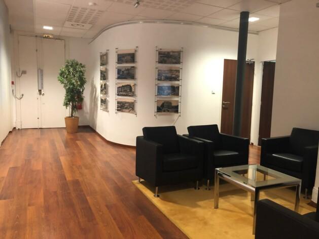 Location bureaux Marseille 1 Cushman & Wakefield